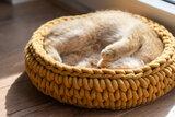 Sunny Basket - Okergeel_
