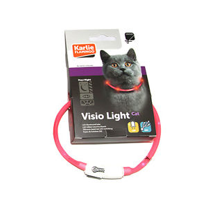 Halsbandje Visio light Roze