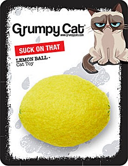 Grumpy Cat - Lemon