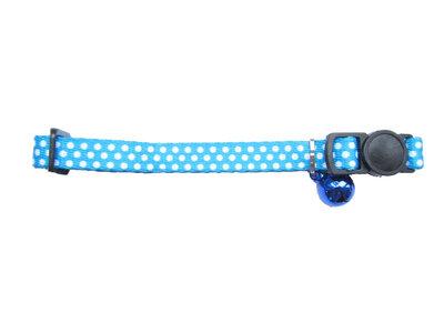 Halsbandje Dots Blauw