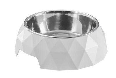 Hunter Diamant Melamine Wit