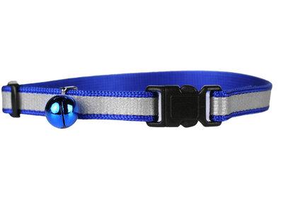 Halsbandje  Reflector Blauw